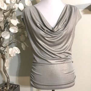 WILLI SMITH SILVER FANCY TOP